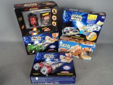 Galoob - Hasbro - A group of 5 x boxed Episode I and Attack Of The Close items including # 79083
