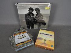 Elbury Press - Fox - Lakeland - A 2007 copy of The Making Of Star Wars book by J.W.