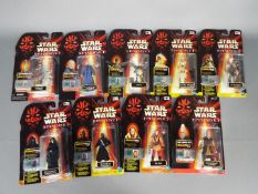 Hasbro - A group of 9 x carded 3.