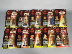 Hasbro - A group of 10 x carded 3.