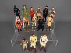 Star Wars - A collection of unboxed Star Wars action figures,