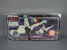 Star Wars, Kenner - A boxed vintage 1984 Kenner Star Wars ROTJ 'B-Wing Fighter Vehicle'.