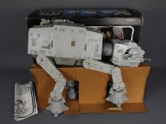 Star Wars - Palitoy - A boxed ROTJ AT-AT Imperial All Terrain Armoured Transport Vehicle.
