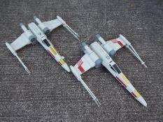 """Hasbro - 2 x Hero Series 29"""" Rebels X Wing Fighters,"""