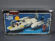 Star Wars, Kenner - A boxed vintage Kenner #70510 Star Wars ROTJ 'Y-Wing Fighter'.