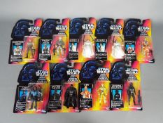 Kenner - A collection of 9 x carded 3.