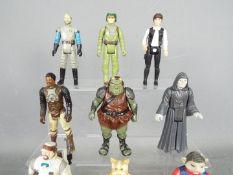 Star Wars, Kenner, Hasbro, LFL, CPG, GMFGI - A brigade of 12 loose vintage Star Wars figures.