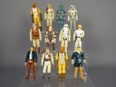 Kenner - A collection of 12 x loose 3.