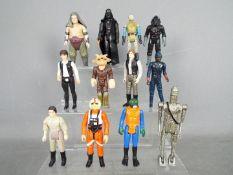Star Wars, Kenner, Hasbro, LFL, CPG, GMFGI - A gang of 12 loose vintage Star Wars figures.