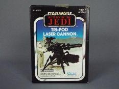 Star Wars, Kenner - A boxed vintage Kenner #93450 1983 Star Wars ROTJ Tri-Pod Laser Cannon.