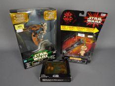Star Wars - Hasbro - Galoob - 2 x Episode I figures,