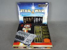 Hasbro - Character Games - 2 x boxed games, Episode I Electronic Galactic Chess Set,