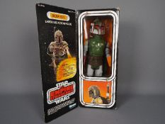 Star Wars, Kenner - A boxed, vintage Boba Fett Large Size Action Figure with poseable limbs,