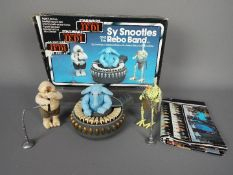 Star Wars - A boxed, vintage Palitoy action figure playset Sy Snootles And The Rebo Band,