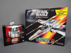 Star Wars, Kenner - Two boxed Star Wars toys.