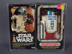 """Star Wars, Kenner - A vintage 1977 Star Wars 'R2-D2' 12"""" action figure."""