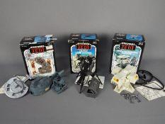 Star Wars - Three boxed, vintage Star Wars accessories comprising Radar Laser Cannon,
