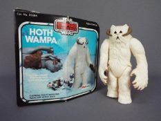 Star Wars - A boxed, vintage Empire Strikes Back Hoth Wampa action figure,