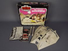 Star Wars - A boxed, vintage, Palitoy Empire Strikes Back Rebel Armoured Snowspeeder,