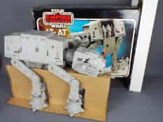 Star Wars - A boxed, vintage Kenner AT-AT All Terrain Armoured Transport, with chin guns,