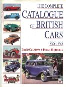 TRANSPORTATION - THE COMPLETE CATALOGUE OF BRITISH CARS