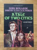 FILM - A TALE OF TWO CITIES UK ONE SHEET POSTER 1958