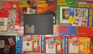 PHILATELY - STANLEY GIBBONS STAMP MONTHLY 170 ISSUES