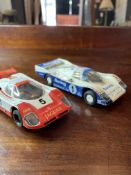 TOYS - 2 X SCALEXTRIC RACING CARS