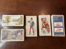 EARLY 20TH CENTURY WILLS CIGARETTE CARDS FROM 5 DIFFERENT SETS