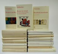 ATHENAEUM - POLAK & v. GENNEP. Collection of classical works (Latin authors) in Dutch