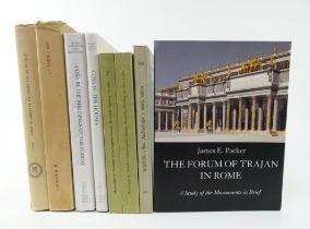 PACKER, J.E. The Insulae of imperial Ostia. 1971. W. num. plates. 4