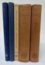 CICERO. De natura deorum ll. III. Ed. by A.S. Pease. Cambr., 1955-58