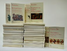 ATHENAEUM - POLAK & v. GENNEP. Collection of classical works (Greek authors) in Dutch