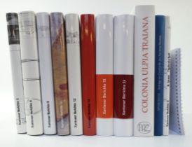 XANTEN -- XANTENER BERICHTE. Grabung, Forschung, Präsentation. Bd. 5, 6, 8, 11, 12