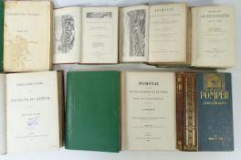 POMPEII -- NISSEN, H. Pompeianische Studien zur Städtekunde des Altertums. Lpz., 1877. Lge