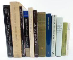 OUSTERHOUT, R. Master builders of Byzantium. (1999). 4°. Ocl. w. dust-j