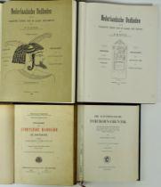 SCHEURER, F. & A. LABLOTTER. Fouilles du cimetière barbare de Bourgogne exécutées (…) de