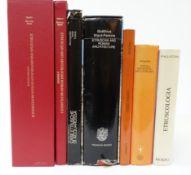 SHOE-MERITT & I.E.M. EDLUND-BERRY. Etruscan and republican Roman mouldings. Reissue. 2000