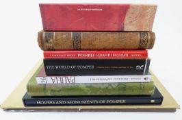 POMPEII -- DOBBINS, J.J. & P.W. FOSS. The world of Pompeii. (2007). Lge-8