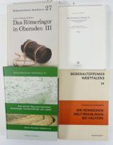 KÜHLBORN, J.-S. & S. v. SCHNURBEIN. Das Römerlager in Oberaden III. Die