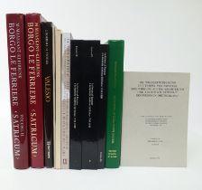 MAASKANT-KLEIBRINK. Settlement excavations at Borgo Le Ferriere (Satricum). 1987-92. 2 vols