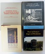 POMPEII -- LAURENCE, R. & A.WALLACE-HADRILL, ed. Domestic Space in the Roman World