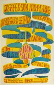 JEFFERSON AIRPLANE, Quicksilver Messenger Service, Strike Benefit, Country Joe and the Fish