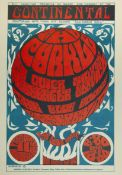 THE CYRKLE/THE QUICKSILVER MESSENGER SERVICE/THE BASEMENT/BLUE HOUSE at the