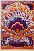 DANCE-CONCERT (at the) Continental Ballroom: The [Steve] Miller Bluesband, The Caleidoscope