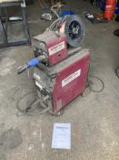 Thermal Arc Fabricator 330 mig welding set with VF2C wire feed