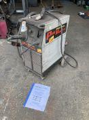 Thermal Dynamics Pakmaster SE air plasma cutting system