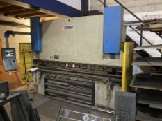 Ermaksan P3100-160 CNC press brake, capacity 160 tonne, year 2003, together with SafeEasy light