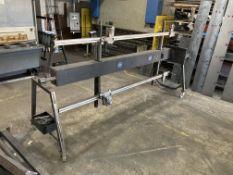 Creametal Crea Swiss 3001 frame welding jig