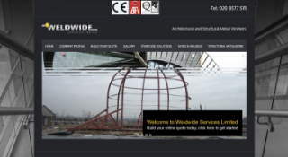 Rights to the registration of the Weldwide.com domain name and website